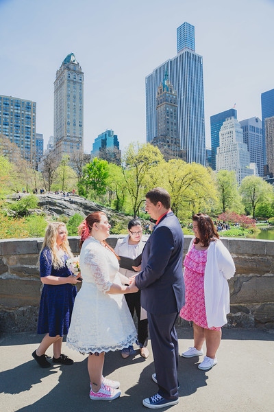 Lynn & David - Central Park Elopement-56