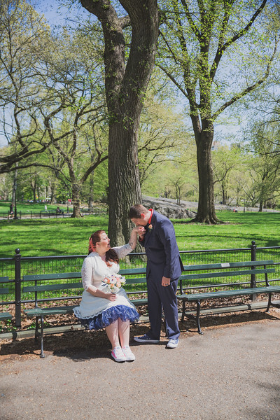 Lynn & David - Central Park Elopement-130