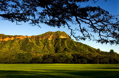 Diamond Head,park
