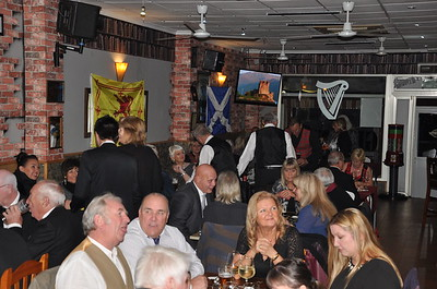 Maggie O Briens Burns Supper  2017