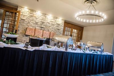 Majestic Oaks Buffet Displays-0005