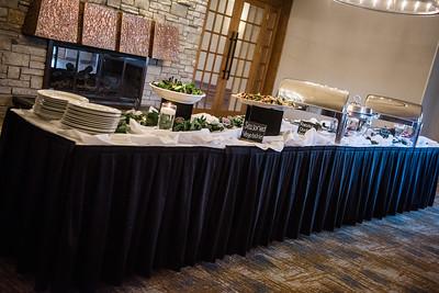 Majestic Oaks Buffet Displays-0001