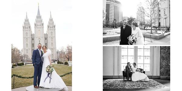 Benson Wedding Album 10