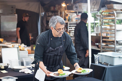 2015 Masters Tournament at Augusta National Golf Course in Augusta, GA. Featuring hospitality by Club Corp with special guests Chef Parind Vora & BMW at the Parrin House.   © 2015 Love & Lenses Photography/ Becky Flanery   www.loveandlenses.photography