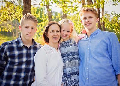 Masterson Family
