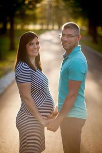 Matt & Abby Maternity Portraits