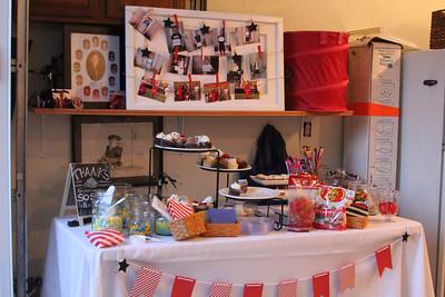 Max's Grad Party