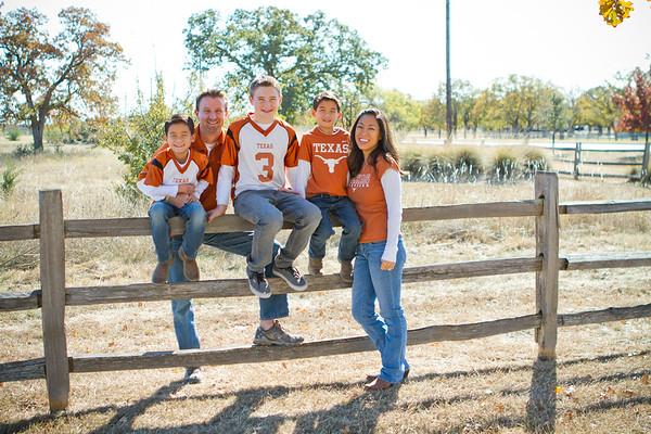 McDonald Family - November 24, 2012
