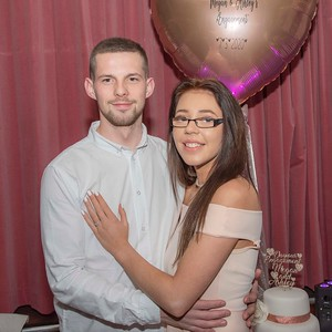 Megan & Ashley's engagement