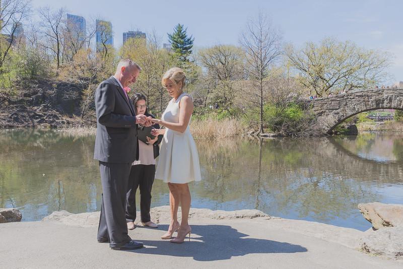 Melinda and Brian - Central Park Wedding-19