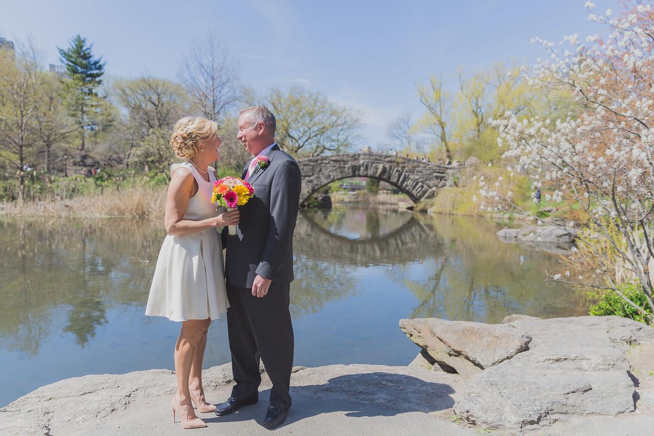 Melinda and Brian - Central Park Wedding-35