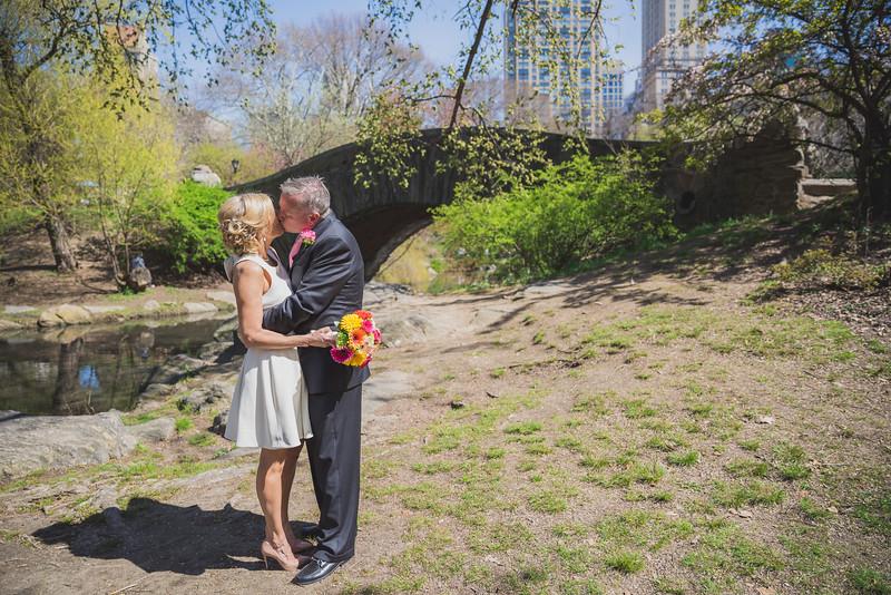 Melinda and Brian - Central Park Wedding-101