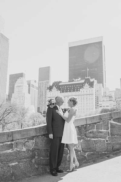 Melinda and Brian - Central Park Wedding-74