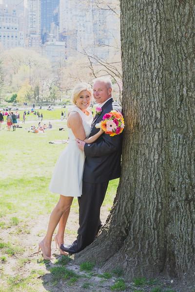Melinda and Brian - Central Park Wedding-141