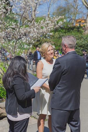 Melinda and Brian - Central Park Wedding-7