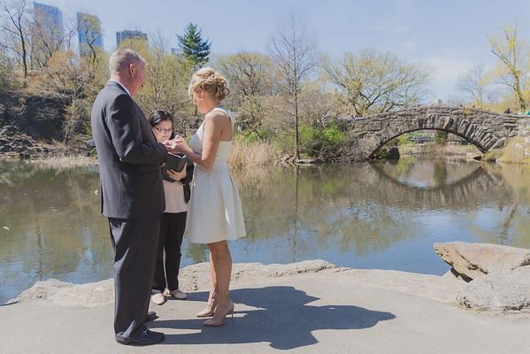 Melinda and Brian - Central Park Wedding-21