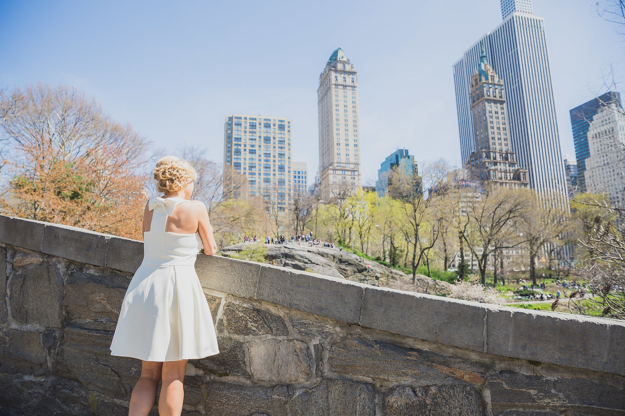Melinda and Brian - Central Park Wedding-92