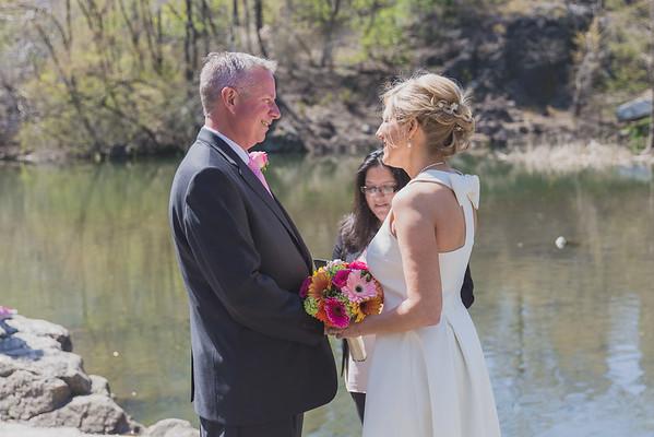 Melinda and Brian - Central Park Wedding-2