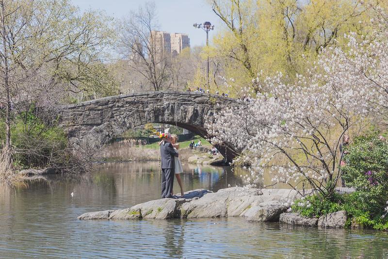 Melinda and Brian - Central Park Wedding-51