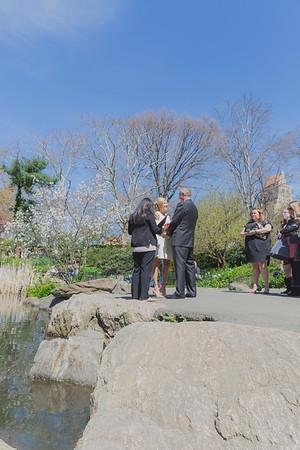 Melinda and Brian - Central Park Wedding-16