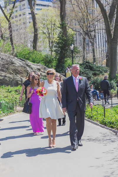 Melinda and Brian - Central Park Wedding-1