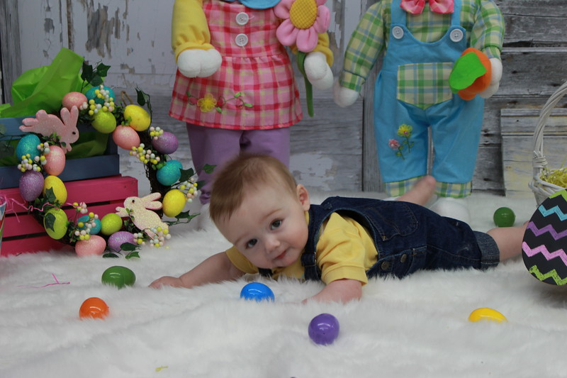 g baby first easter 087