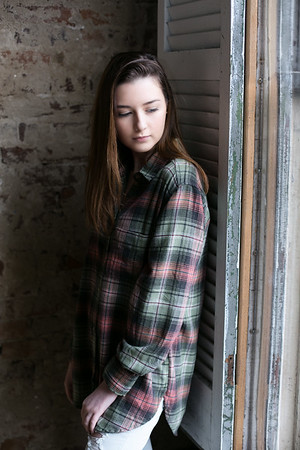 Fashion Photography Model: Merrianna