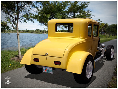 Michael Koslowski's 29 Ford