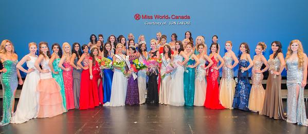 Mis World Canada 2014