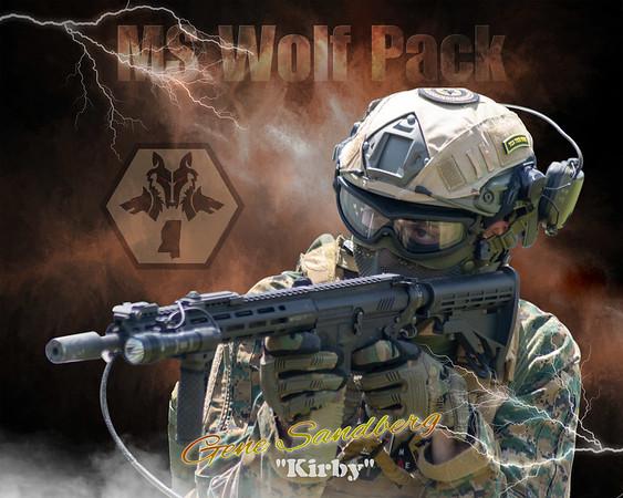 Sanberg v2 - Wolf Pack 8x10