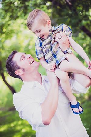 Mitch & Stephanie's Family-0014