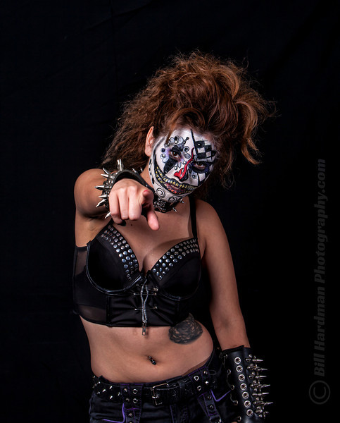 Photographer: Bill Hardman Photography<br /> Model: Arlet Cerino<br /> MUA: Ivonne Toc