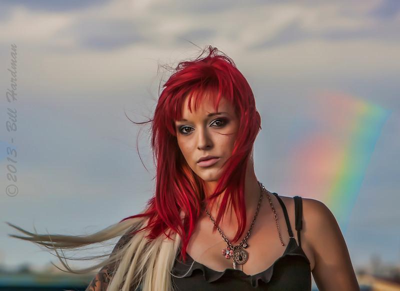 Nikki - rainbow