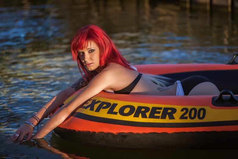 Nikki - boat 5