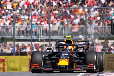 Formula One 2019: Montreal Grand Prix JUN 09
