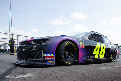 NASCAR 2019: Monster Energy NASCAR Cup Series, Pocono 400 practise MAY 31