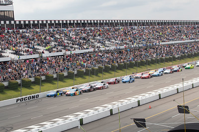 NASCAR 2019: Monster Energy NASCAR Cup Series, Pocono 400 JUN 02
