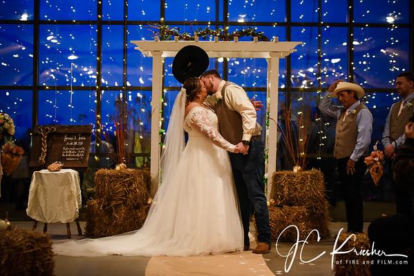 Mr. & Mrs. Lonnie Jordan - 11/18/2017