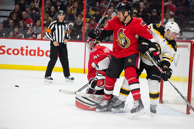 NHL 2015: Bruins vs Senators DEC 27