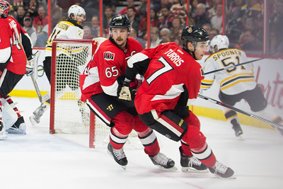 NHL 2016: Bruins vs Senators JAN 09