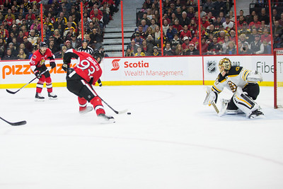 NHL 2016: Bruins vs Senators JAN 09