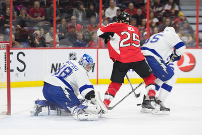 NHL 2016: Lightning vs Senators February 08