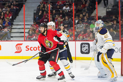 NHL 2016: Sabres vs Senators February 16