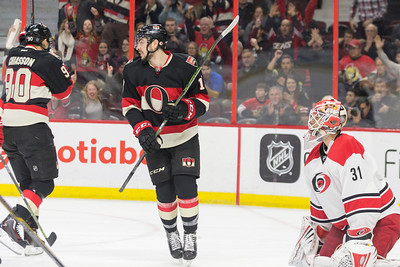 NHL 2016: Hurricanes vs Senators February 18