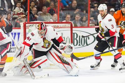 NHL 2016: Ducks vs Senators March 26
