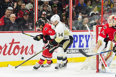 NHL 2016: Penguins vs Senators April 05