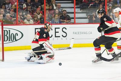NHL 2016: Panthers vs Senators April 07