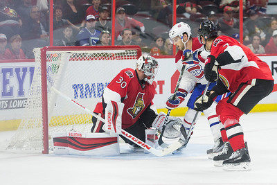 NHL 2016: Canadiens vs Senators  October 01