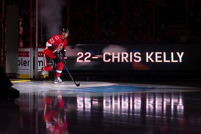 NHL 2016: Maple Leafs vs Senators October 12