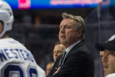 NHL 2016: Lightning vs Senators  OCT 22